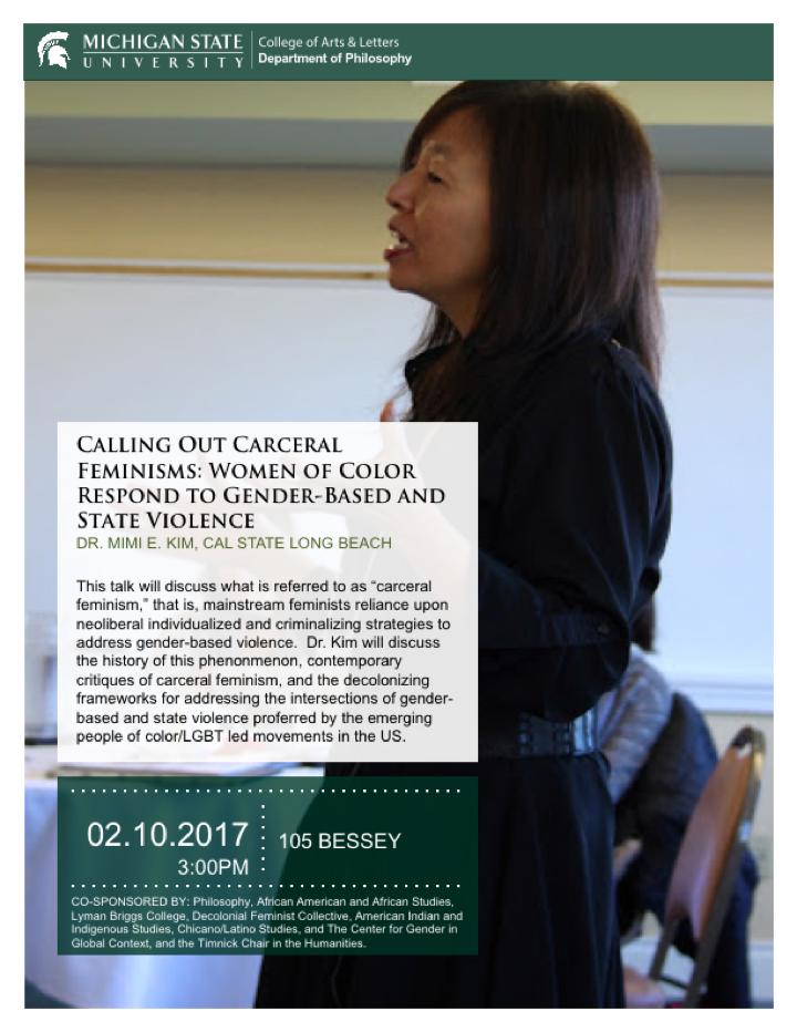 TJ Speaker Series: Workshop with Mimi Kim